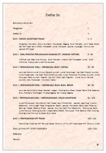 3. Daftar Isi Buku Akt Pajak