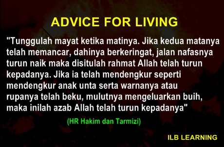 Advice for Living 2