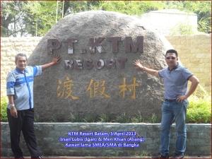Batam_KTM Resort Sekupang 5 April 13